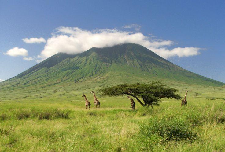 Voyage Les Volcans De Tanzanie Marche Trek Ascension