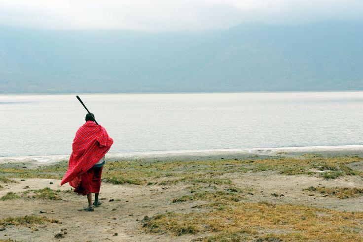 Lac d'Empakaï - Cratère du Ngorongo - Tanzanie