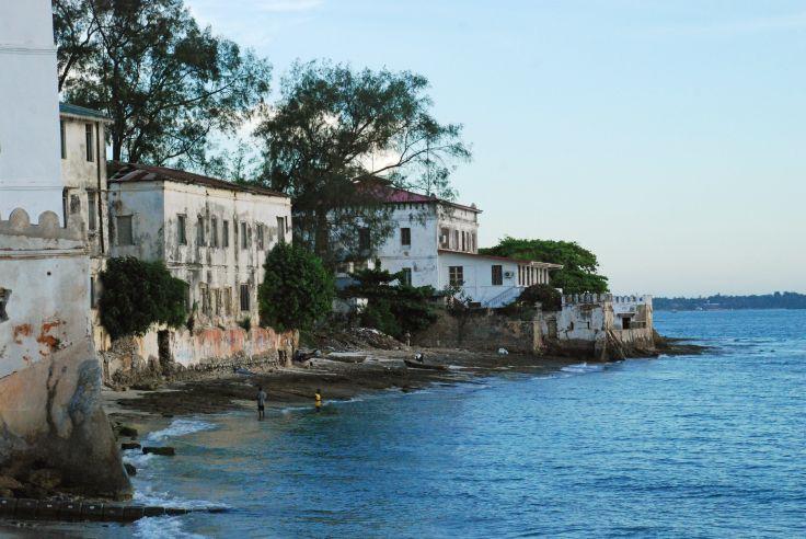 Stone Town, la vieille ville arabe de Zanzibar