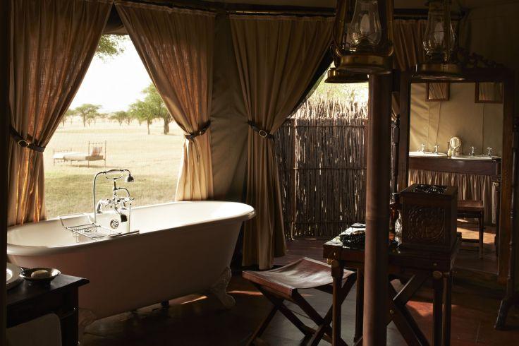 Sabora Tented Camp - Serengeti - Tanzanie