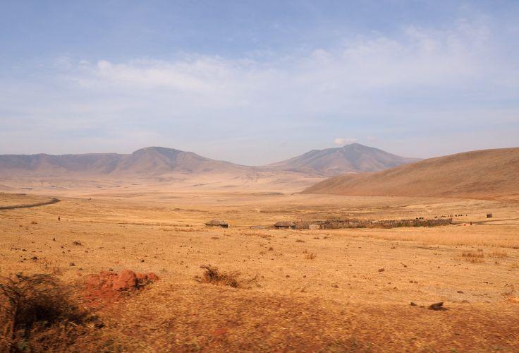 Ngorongoro - Tanzanie