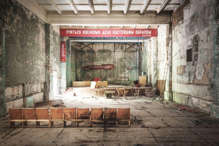 Tchernobyl - Ukraine
