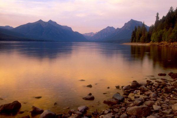 Sur Mesure au États-Unis : Glacier et Yellowstone