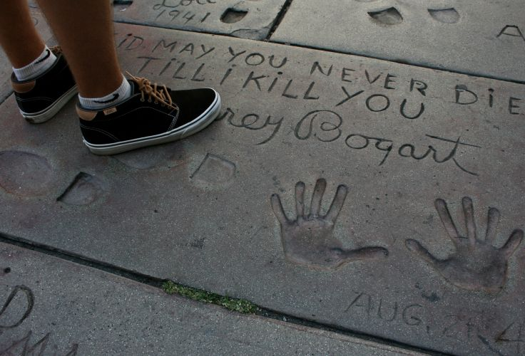Walk of Fame - Los Angeles - Califonie