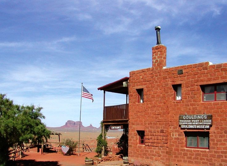 Goulding's Trading Post Museum - Monument Valley