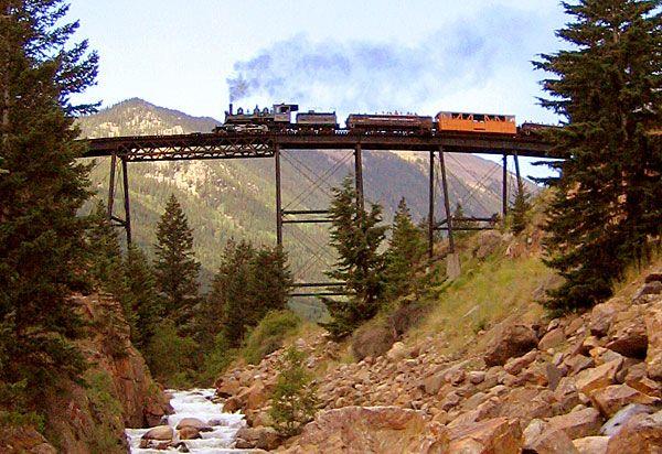 Sur Mesure au États-Unis : Le Colorado à toute vapeur!