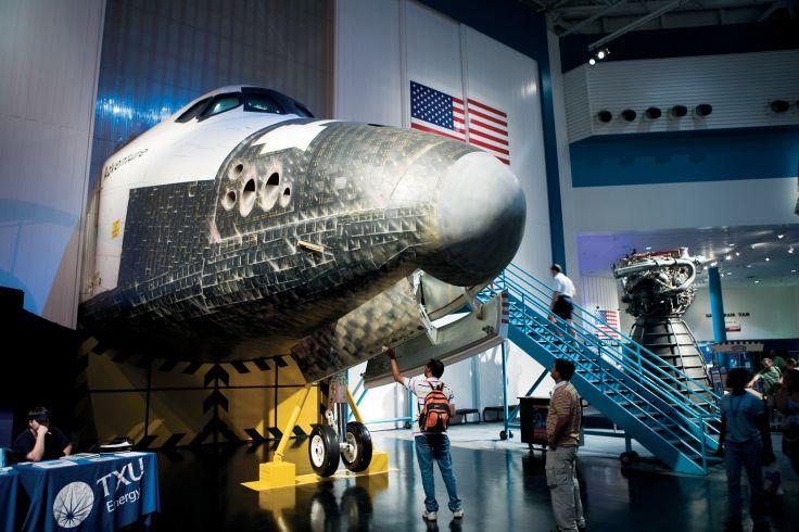 NASA - Houston - Texas - Etats-Unis