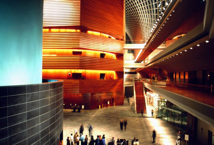 Kimmel Center - Philadelphie - Etats-Unis