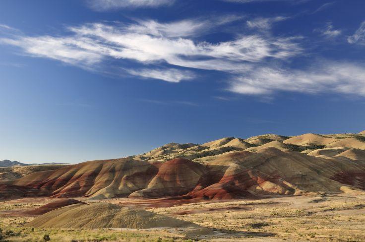 Painted Hills - Oregon - Etats-Unis