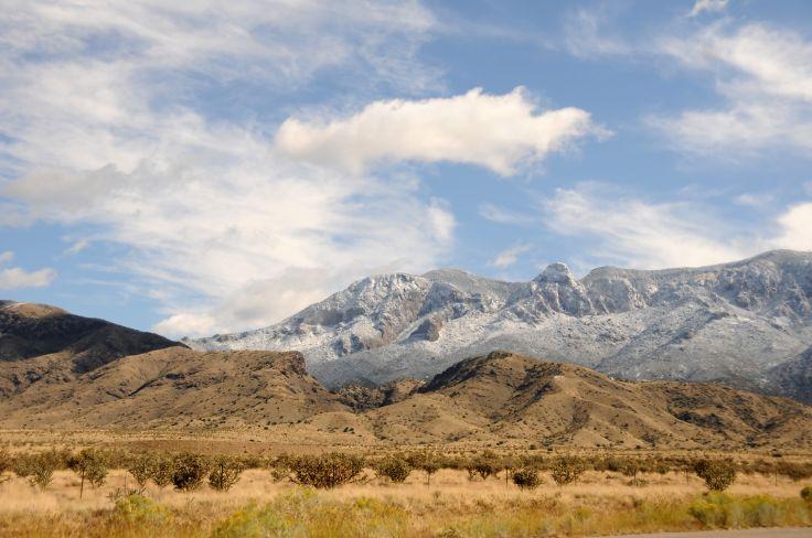 Sandia Mountains - Nouveau Mexique - Etats-Unis