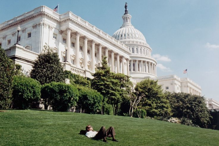 Capitole - Washington DC - Etats-Unis
