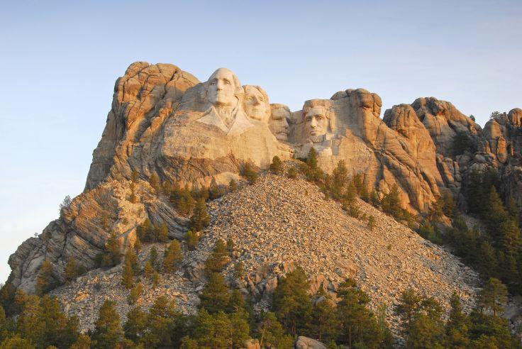 Mount Rushmore - Etats-Unis