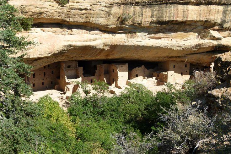 Cliff Palace - Mesa Verde National Park - Colorado - Etats-Unis
