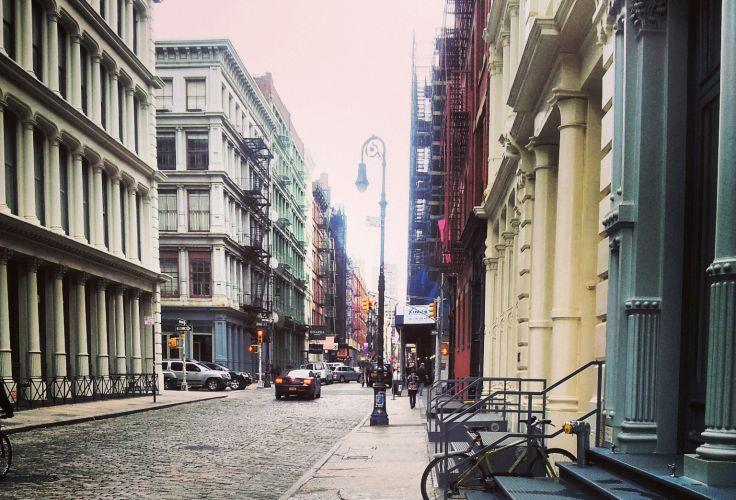 Lower East Side & hôtel en vue - In the mood for Manhattan