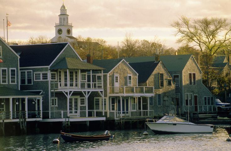 Nantucket - Massachusetts - Etats-Unis