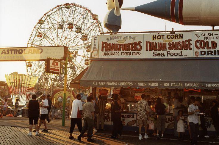 Coney Island - New York - Etats-Unis