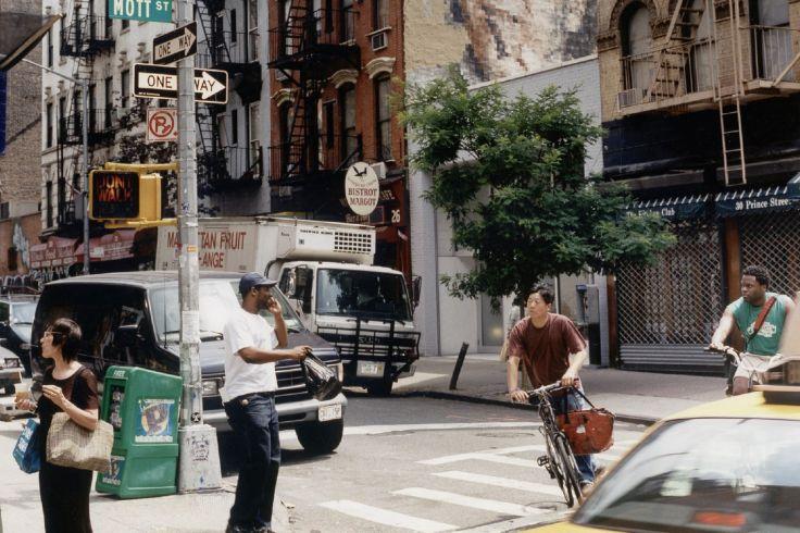 Vélo, vintage & hôtel en vue - In the mood for Manhattan