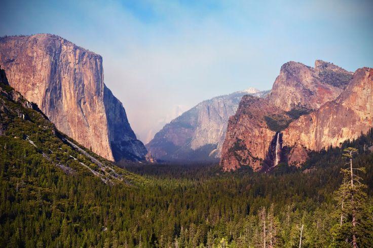 El Capitan - Yosemite National Park - Californie - Etats-Unis