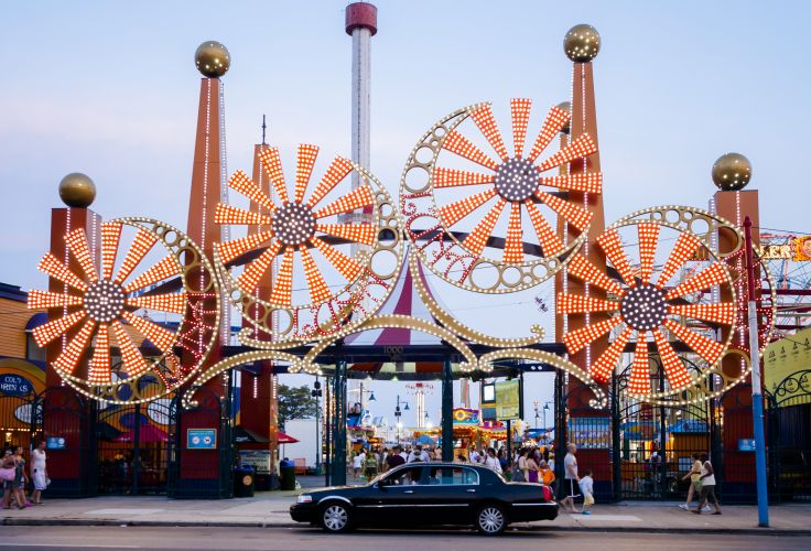 Coney Island - New York - Etats-Unis
