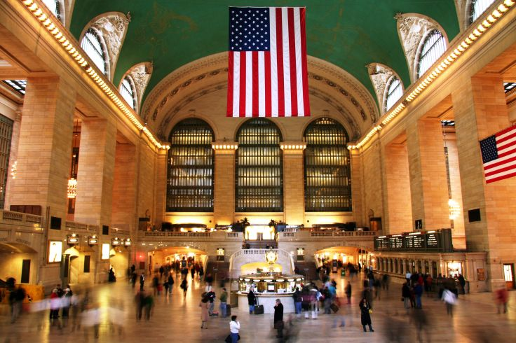 Grand Central Terminal - New York - Etats-Unis