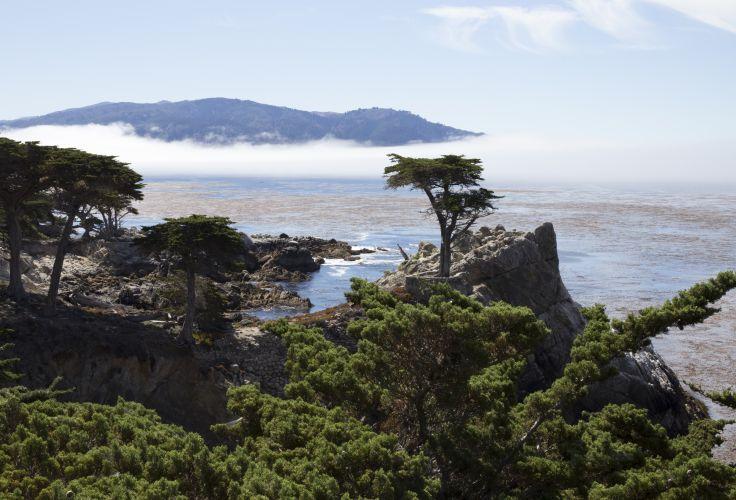 Au fil de l'océan - La route One de San Francisco à Los Angeles