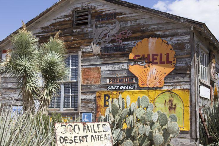 Route 66 - Californie - Etats-Unis