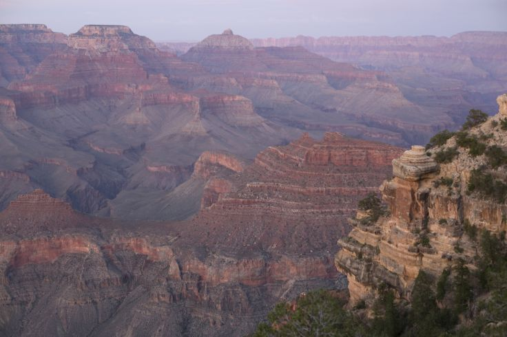 Grand Canyon - Arizona - Etats-Unis