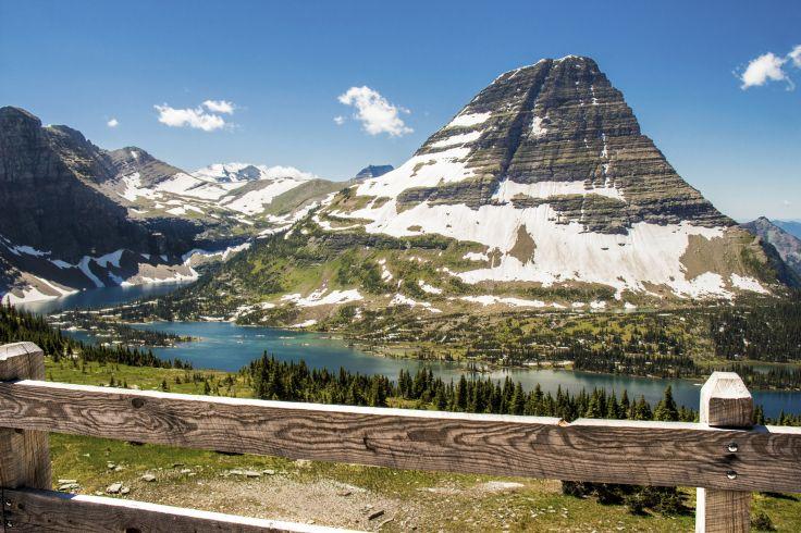 Parc national de Glacier - Montana - Etats-Unis