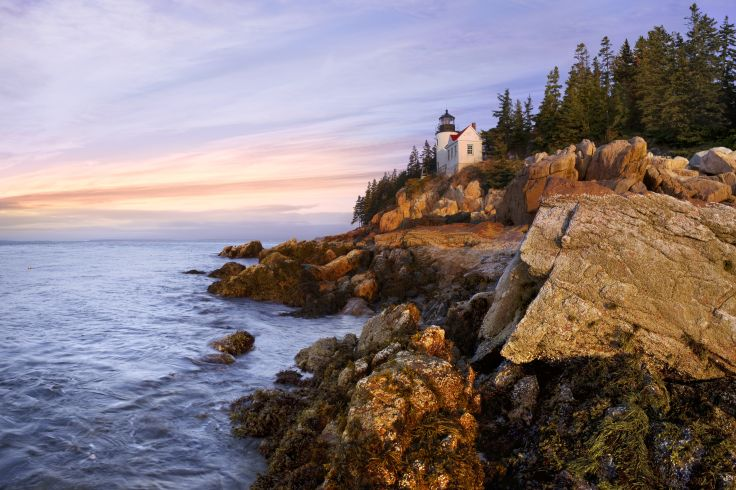 Parc national d'Acadia - Maine - Etats-Unis