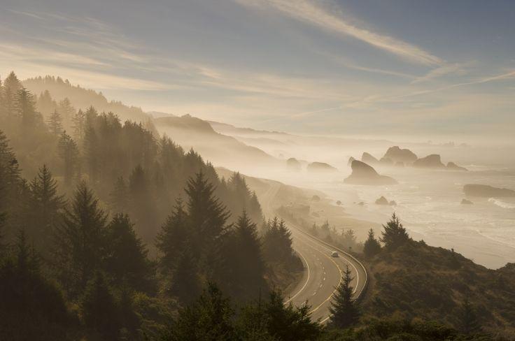 Cape Sebastian State Park - Oregon - Etats-Unis