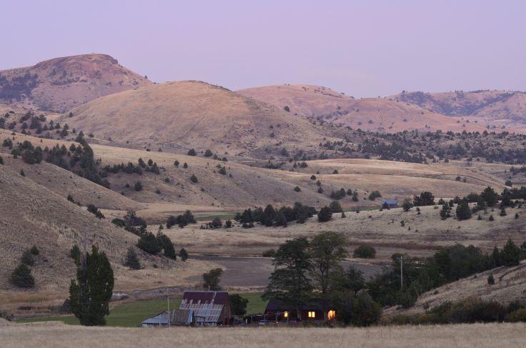 Wilson Ranches Retreat B&B - Fossil - Etats-Unis