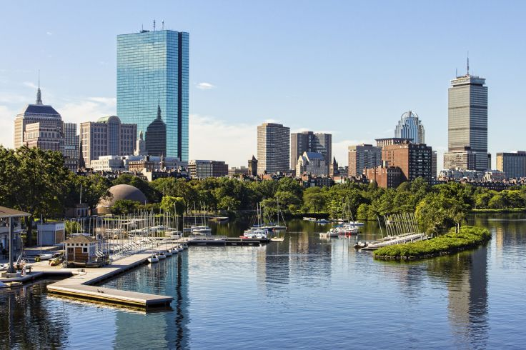 Boston - Massachusetts - Etats-Unis