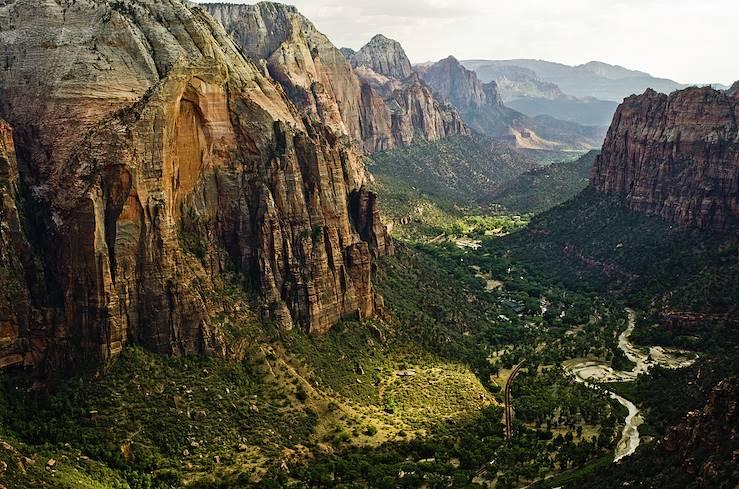 Parc national de Zion - Utah - Etats-Unis
