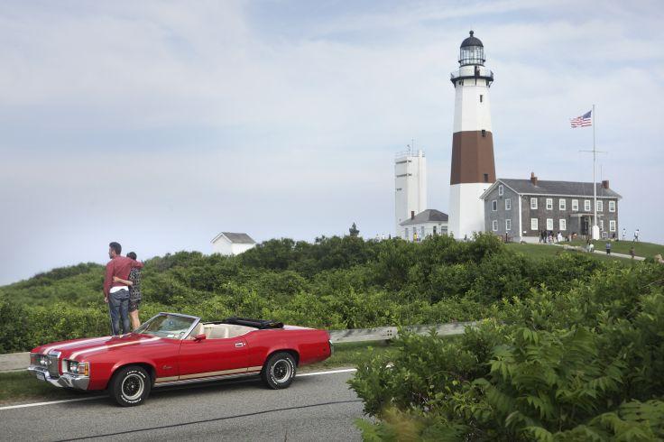 Phare de Montauk - Long Island - Etats-Unis