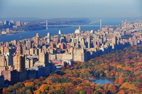 New York à la Toussaint - Manhattan à l'heure d'Halloween