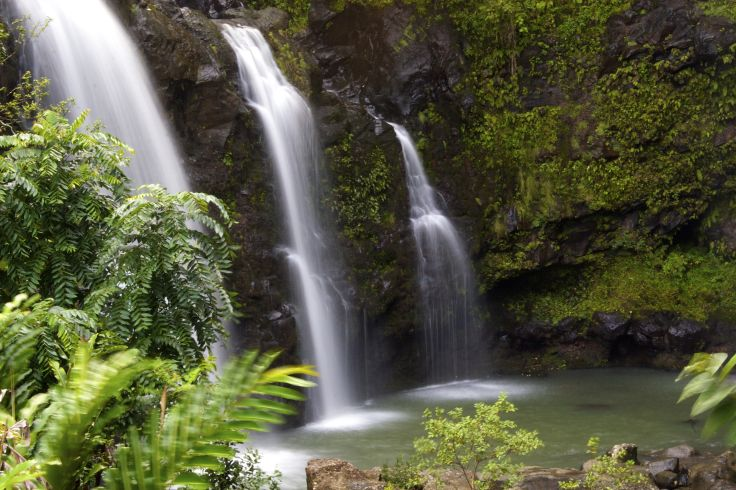 Hana - Maui - Hawaï - Etats-Unis