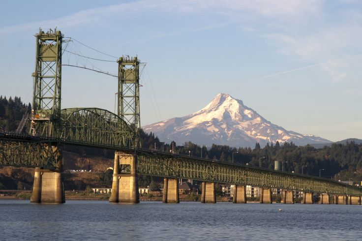 Hood River - Oregon - Etats-Unis