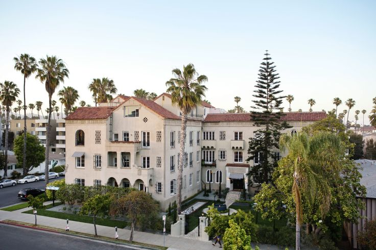 Palihouse Santa Monica Apartments - Santa Monica - Californie - Etats-Unis