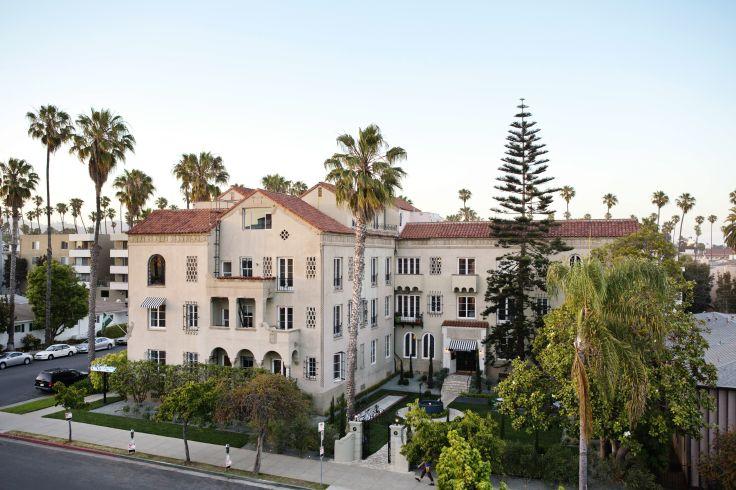 Palihouse Santa Monica Apartments - Santa Monica - Californie - Etats-Unis