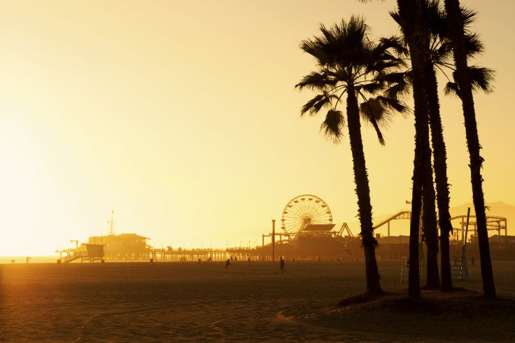 Santa Monica - Californie - Etats-Unis