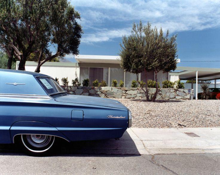 L.A. & Palm Springs - Nostalgie 50's & regards d'architectes