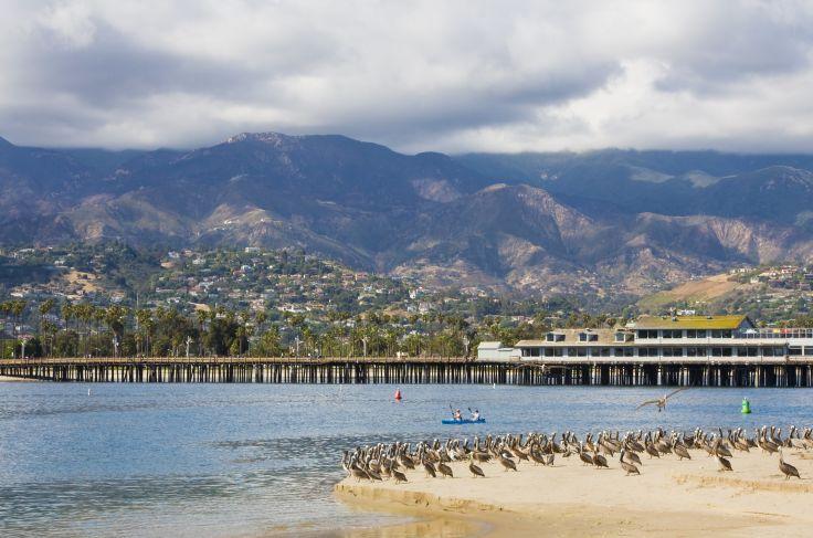 Santa Barbara - Californie - Etats-Unis