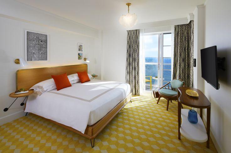 The Confidante (Penthouse Bedroom) - Miami Beach - Floride - Etats-Unis