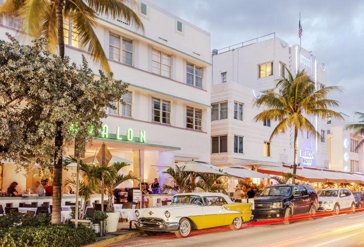 Miami Beach - Floride - Etats-Unis