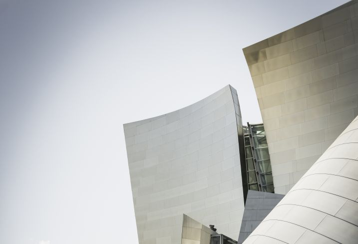 Disney Concert Hall - Los Angeles - Californie - Etats-Unis