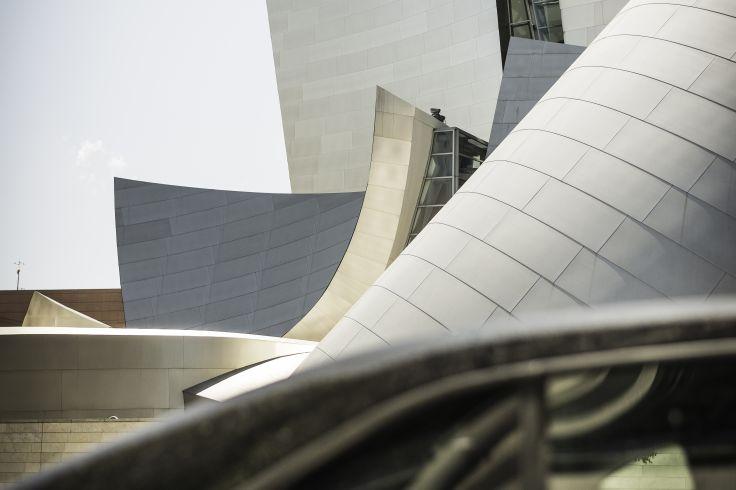 Disney Concert Hall - Los Angeles - Californie - Etats-Unis