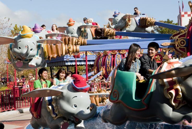 Walt Disney World Resort - Etats-Unis