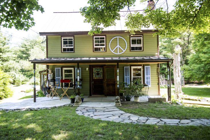 Woodstock - État de New York - Etats-Unis