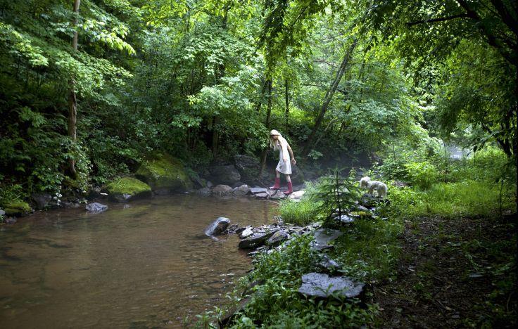Région des Montagnes Catskill - Etats-Unis