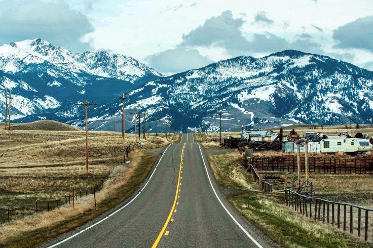 Région d'Aspen - Colorado - Etats-Unis